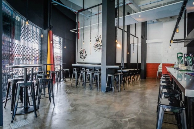 1 tyrwhitt bistro and bar cheap beer aesthetic interior