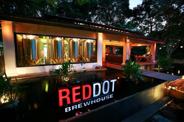 Reddot brewhouse dempsey cheap beer tower