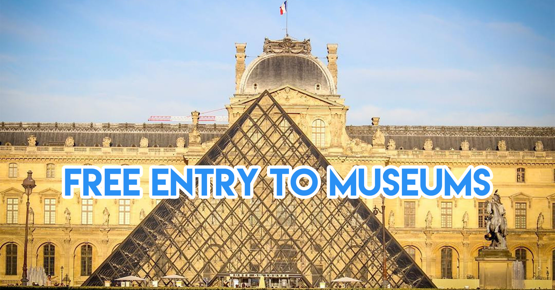 free entry to louvre paris