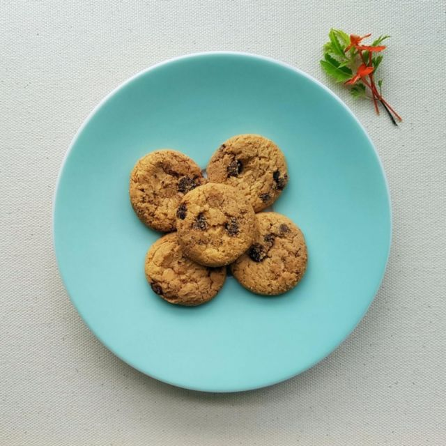 SnackFirst Chocolate chip cookies