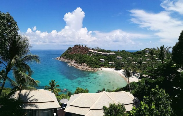banyan tree resort in samui