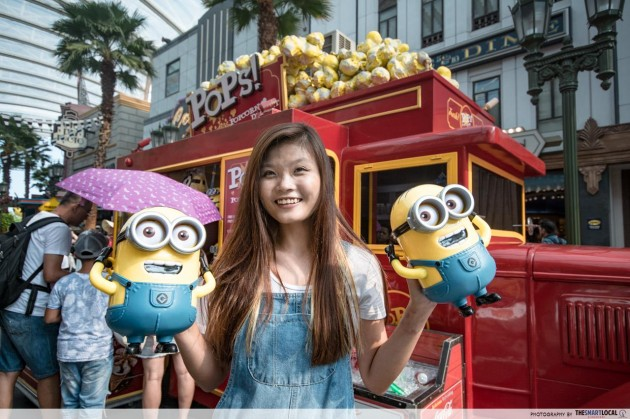 Universal Studios Singapore™ Has Gone Full Minion To Make