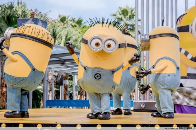 Minions USS Breakout Party