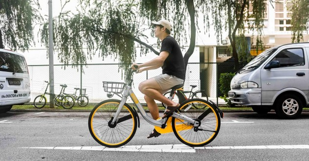 obike tips bike sharing