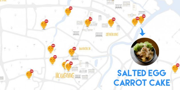 This Bao Ga Liao Salted Egg Yolk Map Is Your GPS To Less Common Creations You Have To Try