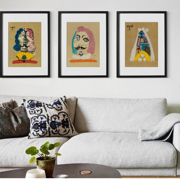 taobao paintings picasso