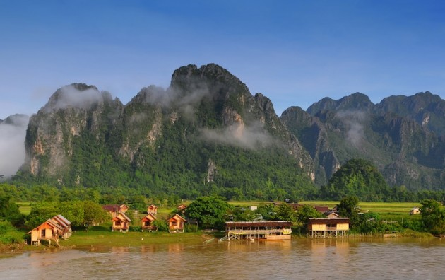 the perfect quaint village to train your kungfu