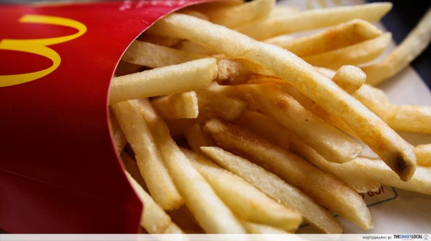 unsalted fries mcdonalds singapore hacks