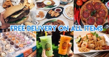 Honestbee Does Food Delivery With No Minimum Cost. This Promocode Takes $10 Off First Orders.