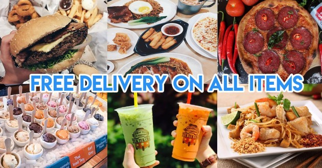 honestbee free food delivery stores