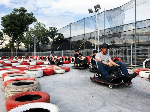 Maximum Drift Karting Arena ORTO Yishun