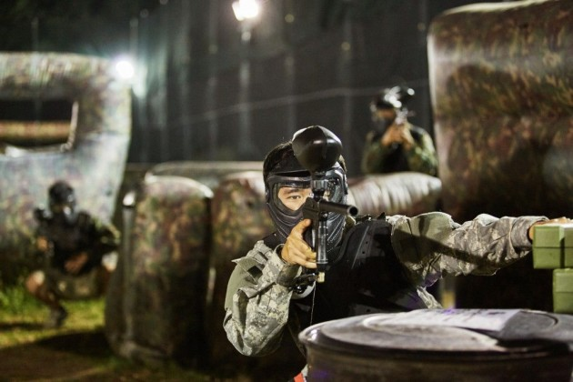 Red Dynasty Paintball ORTO Yishun