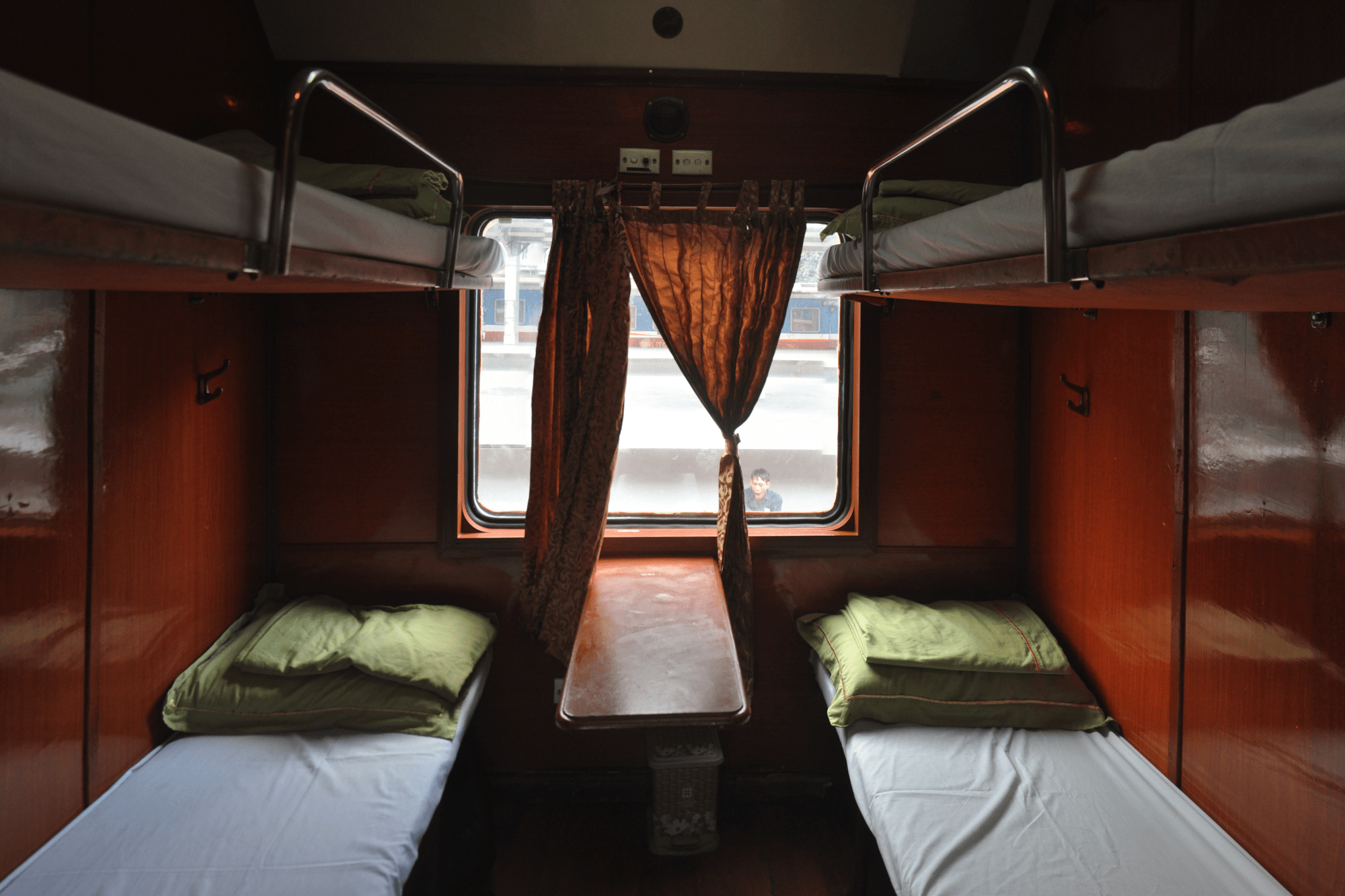 Sleeper Train - Ho Chi Minh to Hanoi