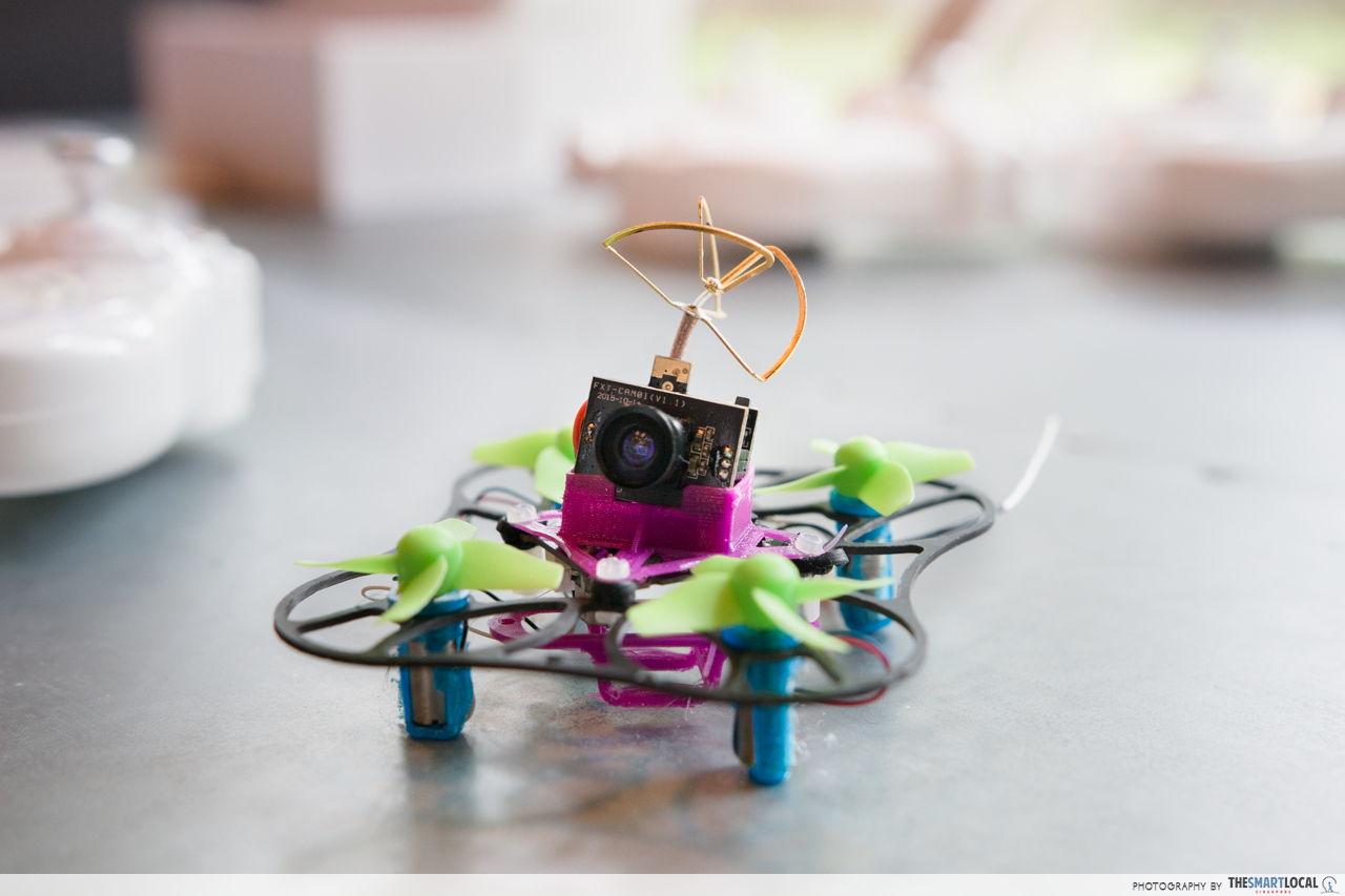 DIY drones by 65drones