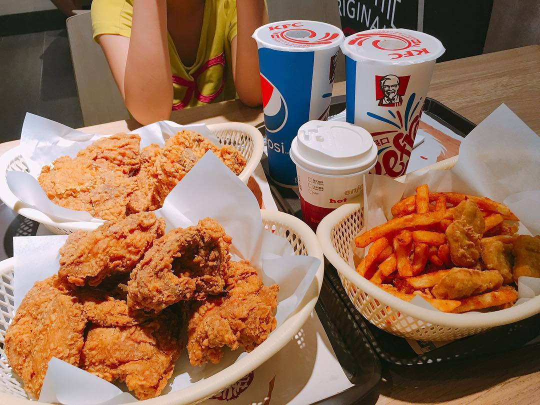 Cheap Taipei - KFC