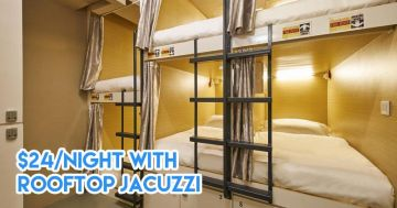 10 Fancy Capsule Hotels In Singapore To Dominate With Your Squad On A Budget