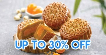 15 Early Bird Mooncake Discounts To Chiong For Before Mid-Autumn Season Rolls Around