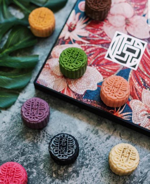 grand hyatt mooncakes