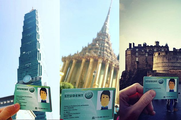 International Student Identity Card (ISIC)