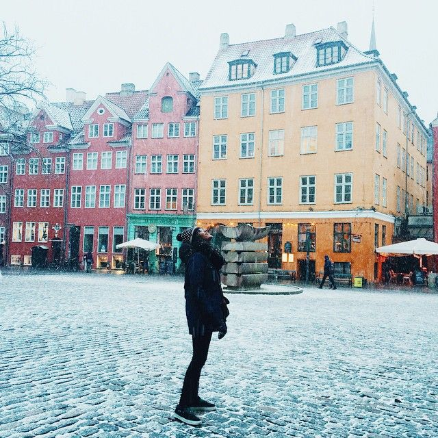snow getaway at copenhagen