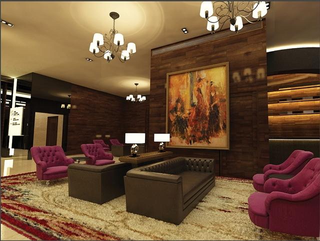 Hotel Granada Jb Lobby