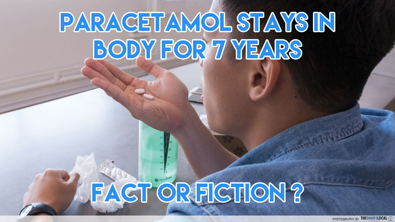"5 Things ""They All"" Say About Paracetamol That Singaporeans Grew Up Believing"