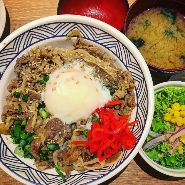 Cheap weekday lunch deals orchard jap food nikku kappo