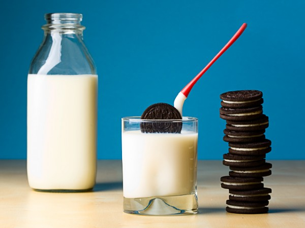 Oreo dunker to keep hands clean weird inventions singapore