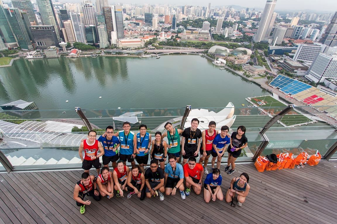 Sands for Singapore 2017 Sky Vertical Marathon