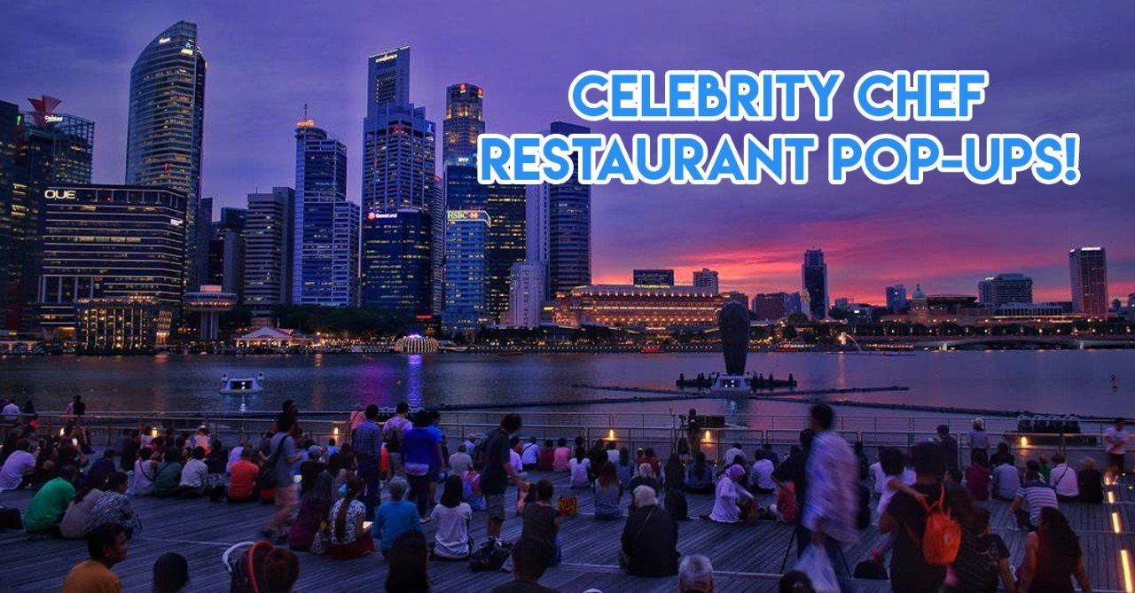 5 Reasons To Visit Sands For Singapore Charity Festival At MBS On 8-10 September