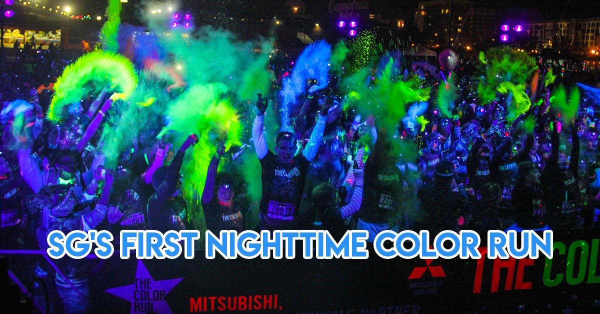 New and Fun Things To Do In September - Color Run Night, World Food Fair, And STGCC