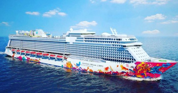 Genting Dream Cruise - Ship