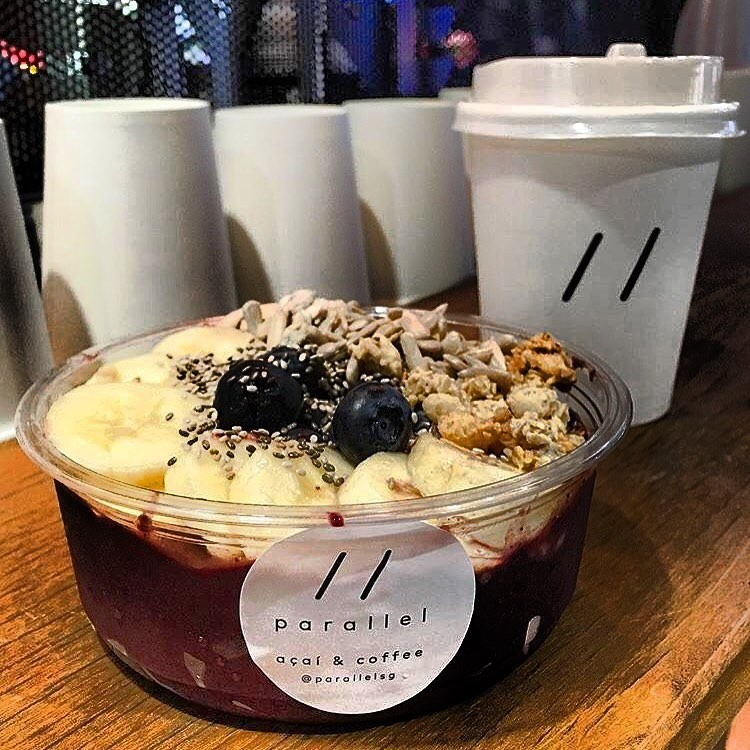parallel superstar bowl acai