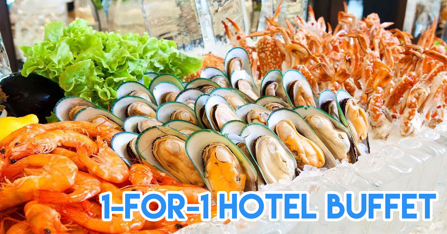 hotel buffet 1-for-1 deals holiday inn