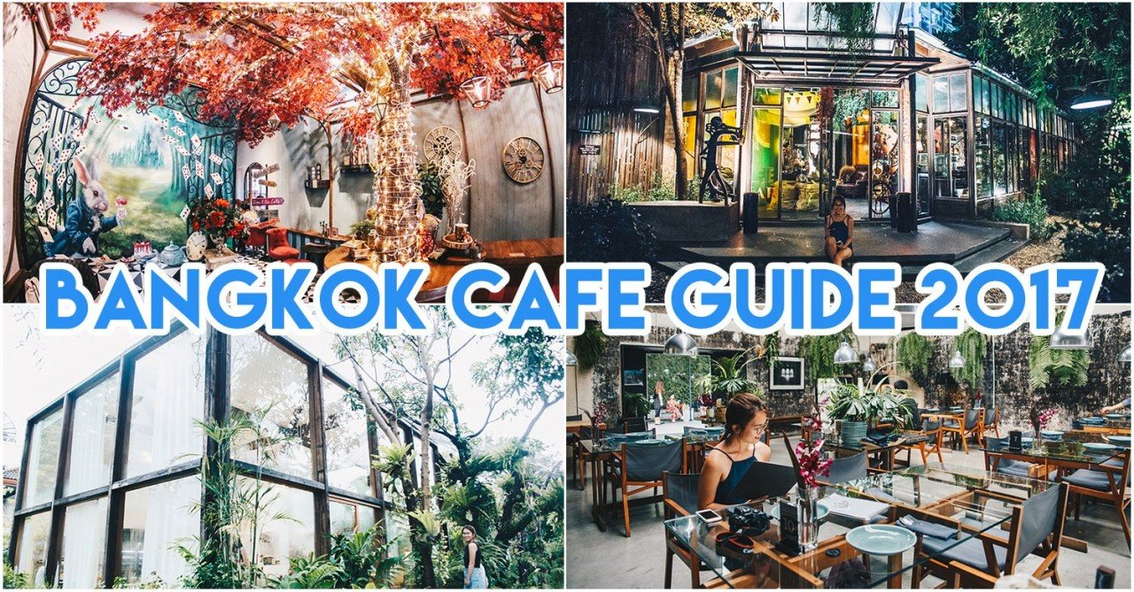 10 New Bangkok Cafes To Discover Ranked According To Instagram Potential