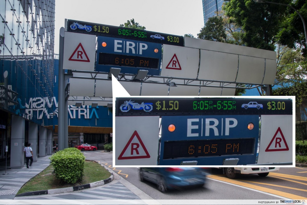 Sian Moments Almost Miss Expensive Peak Hour ERP