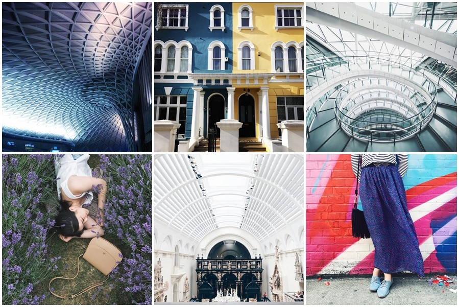 Photogenic Instagram spots in London