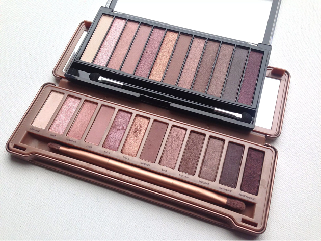 urban decay naked3 makeup revolution iconic 3