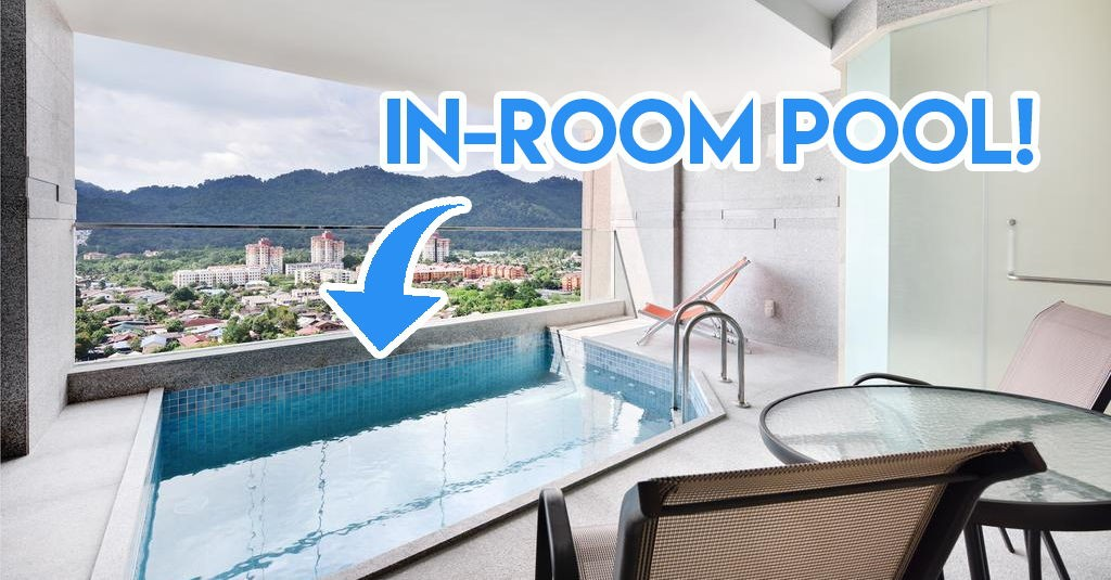 8 Super Lepak Holiday Lodges In Malaysia With Private Pools From Just $123 Per Night