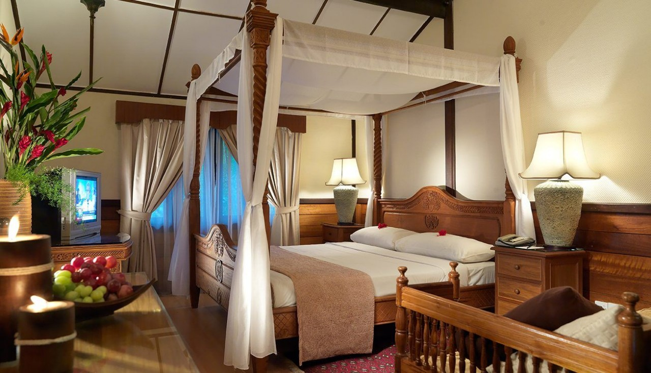 Eastern Pavilion Boutique Resort & Spa Cherating Bedroom