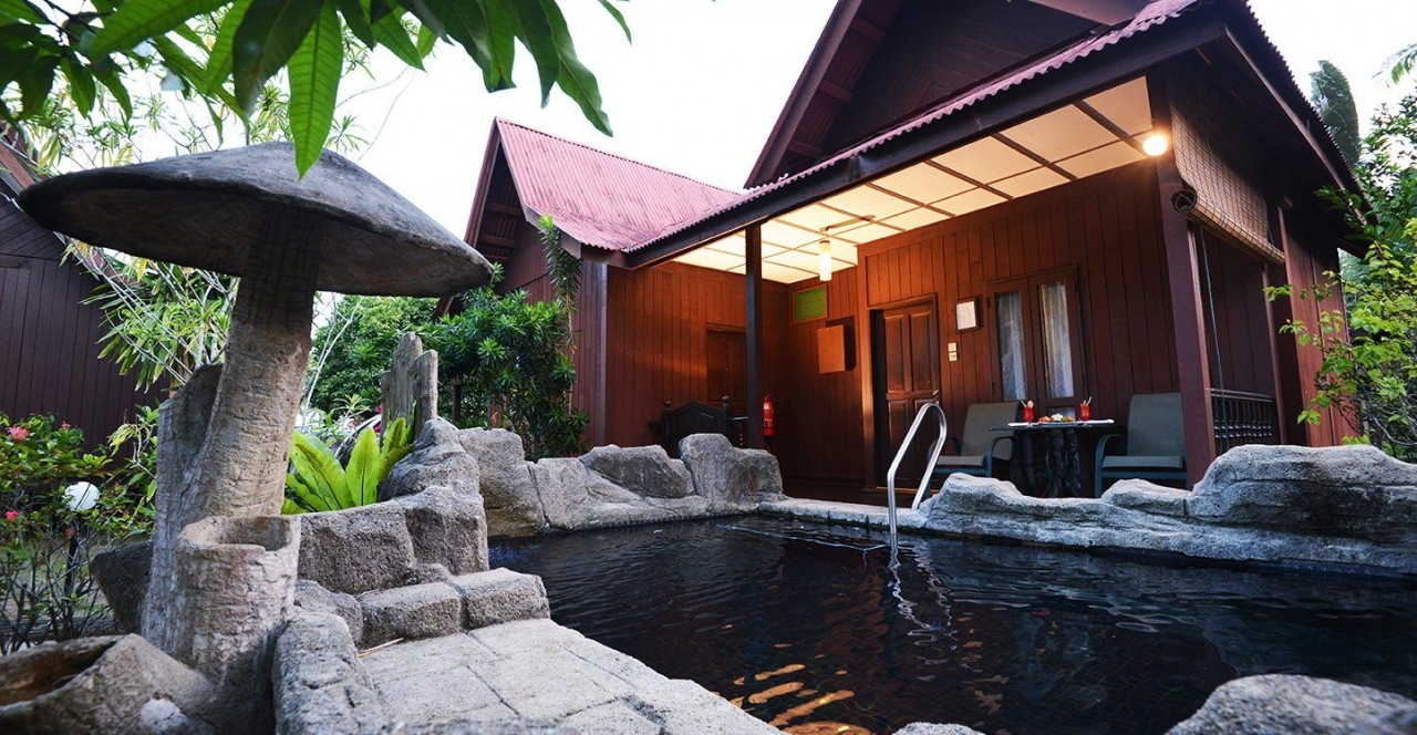 Eastern Pavilion Boutique Resort & Spa Cherating Private Jacuzzi