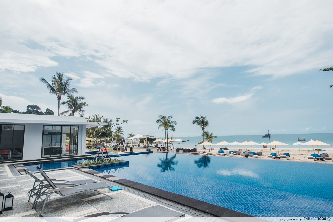 Cassia Bintan XANA Beach Club Swimming Pool