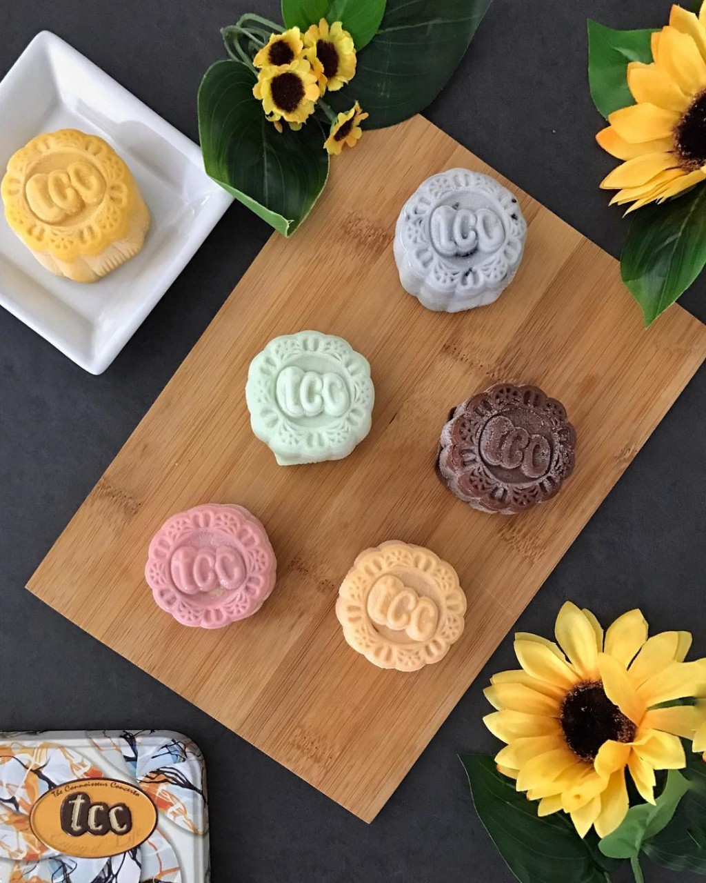 unique mooncake flavours cherie brandy