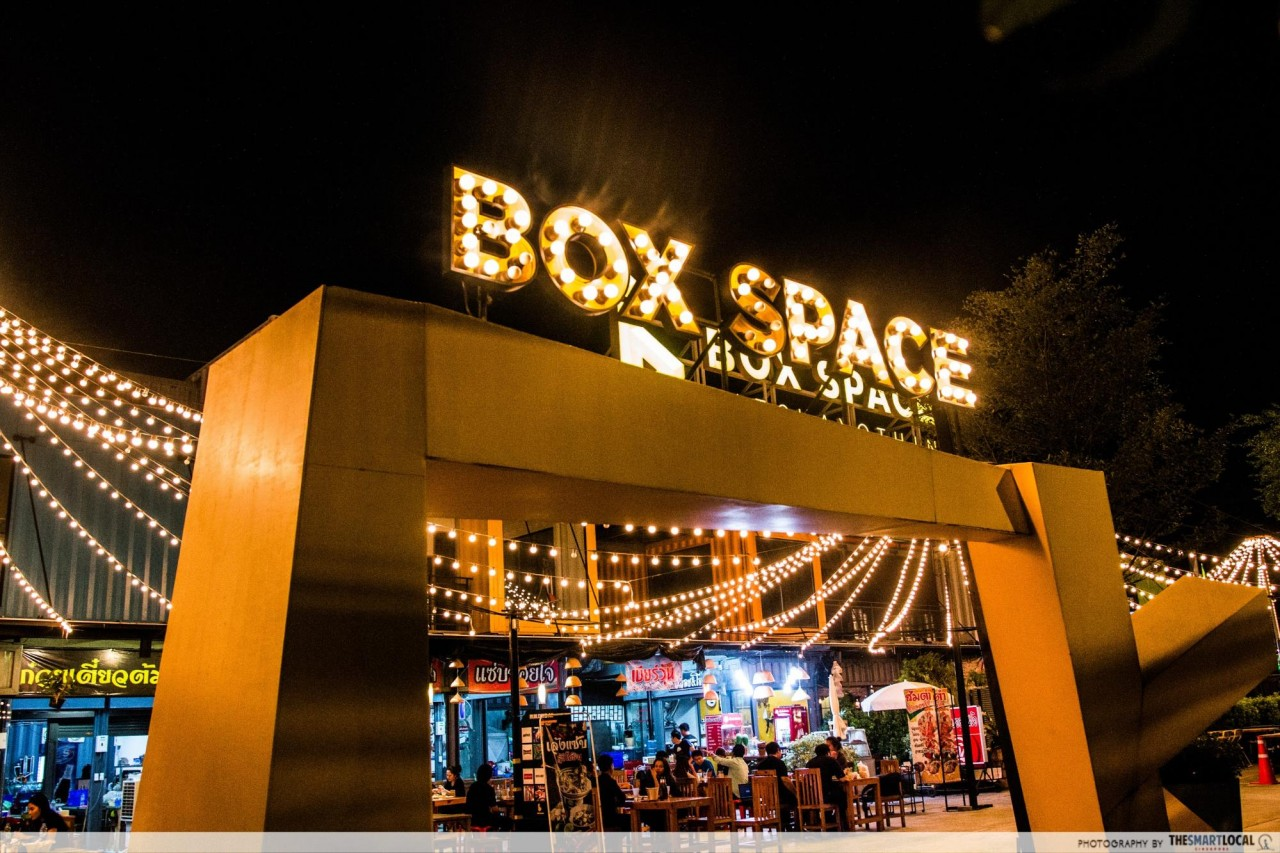 box space bangkok