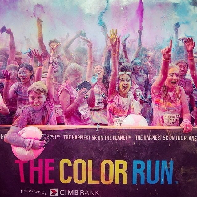 the color run night sg 2017