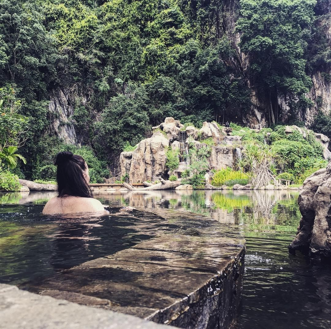 Waterfront - Banjaran Hot Springs