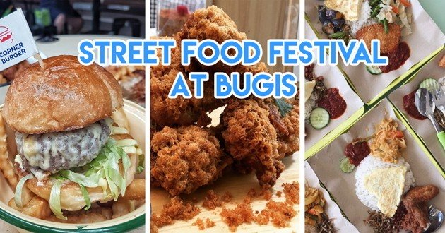 The Tiger Street Food Festival Has 17 Pop-Up Stalls, Hipster Hawker Fare & Beer Slushies