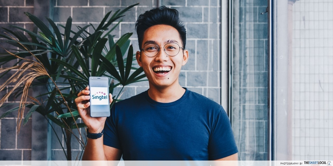Singtel's New Unlimited Data Add-On Is Made For People Who Burst Their Data Limit Every Month