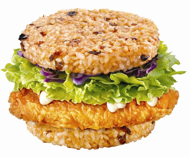 McDonald's - Fantastic Rice Burger