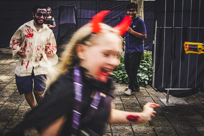 Singapore Halloween Festival 2017 - Panic in the Park